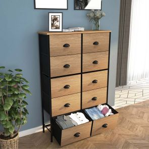 10 drawer chest in the living room