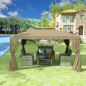 use of garden gazebo