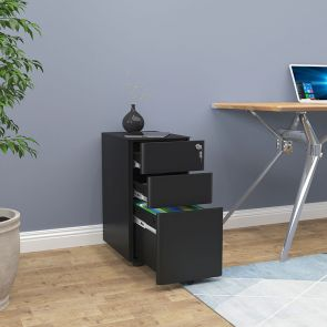 file cabinet in office