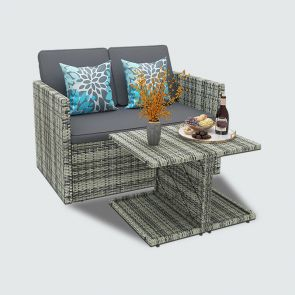 new type 4 piece outdoor sofa