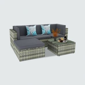 2021 5 piece sectional sofa