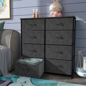 drawer organizer in the bedroom