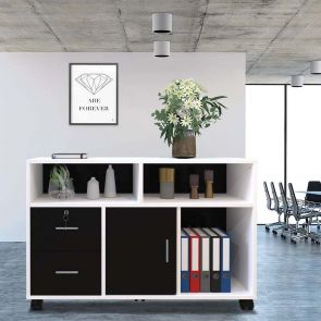 2021 new design wood file cabinet
