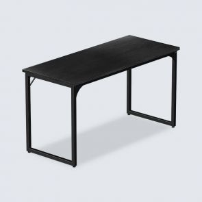 "47"" Modern Office Desk Black"