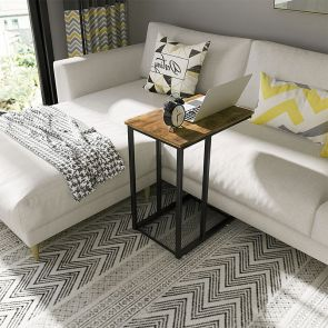 bedside table  for sofa