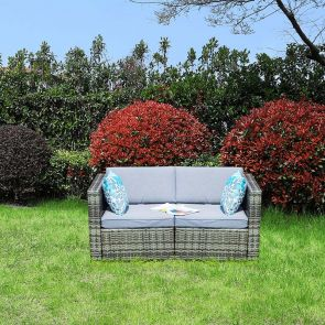 2021 wicker patio sectional