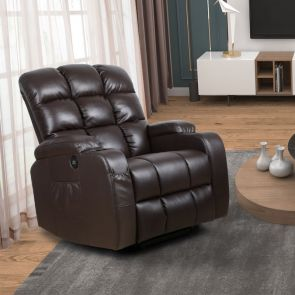 electric recliner chair in the bedroom