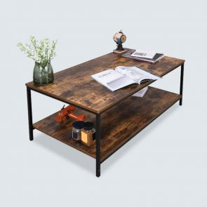 2021 industrial coffee table