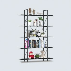 2021 open bookcase