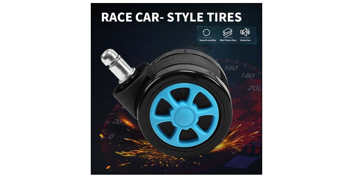 gaming chairs style tires