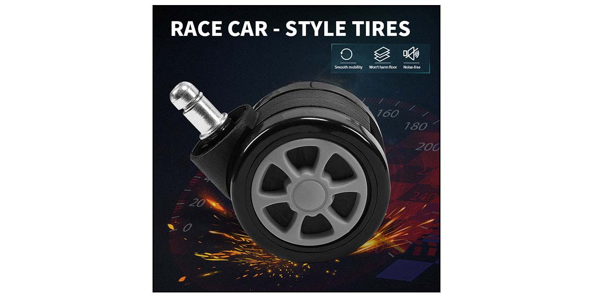 top gaming chairs style tires