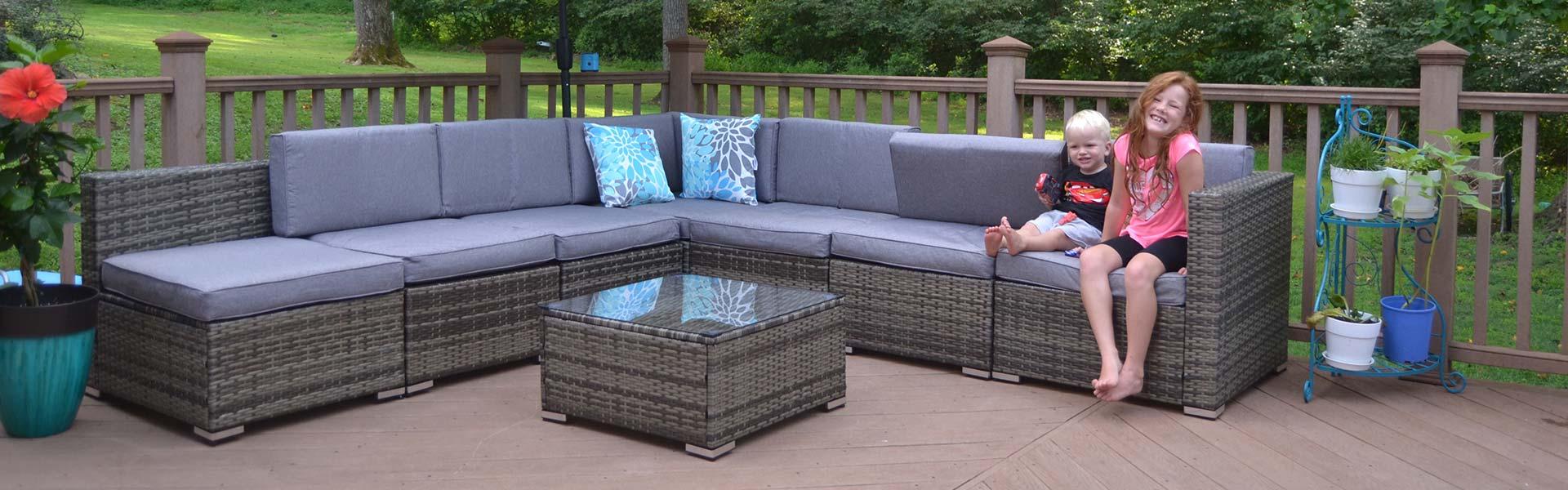outdoor sofa Gazebo